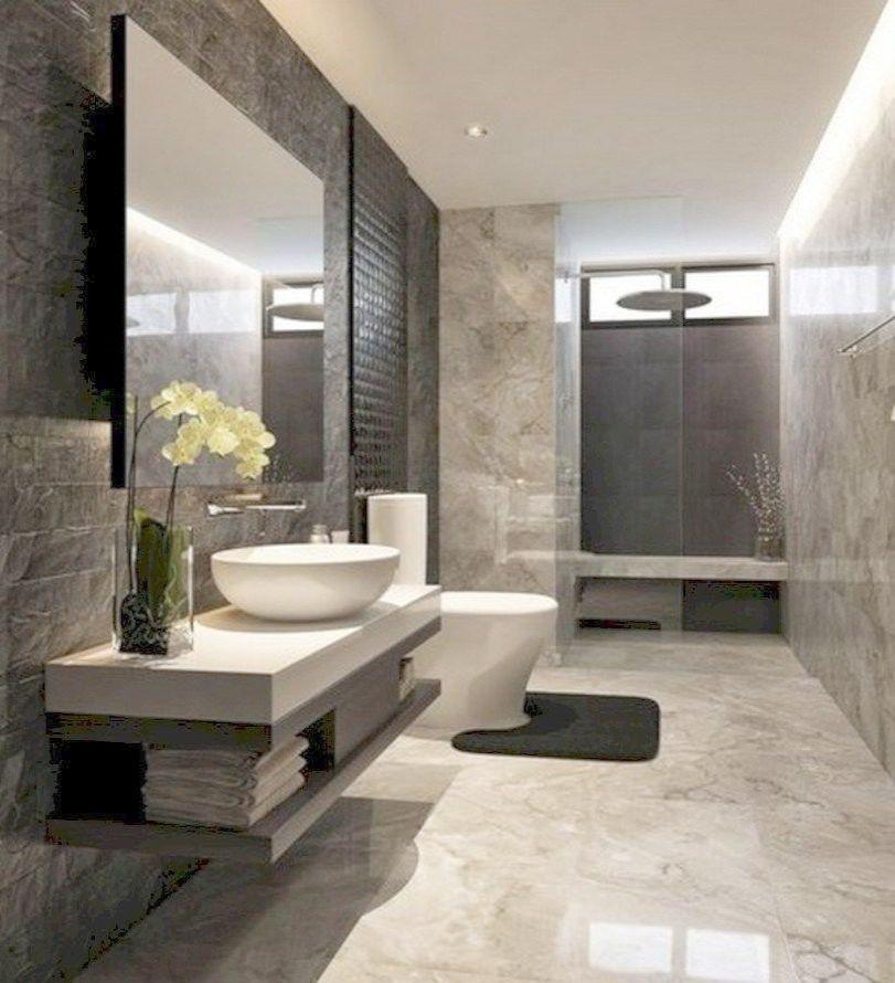 Creative Scents Brushed Nickel Bathroom Accessories Set 4 Piece