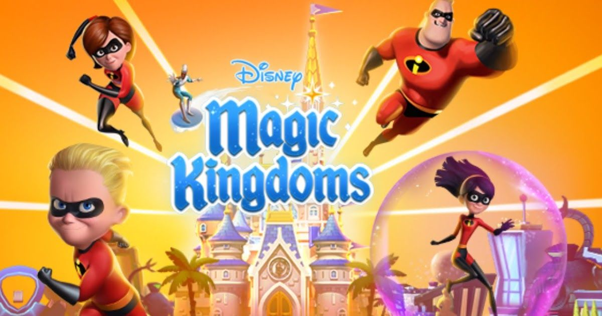 Free Download Disney Magic Kingdom Game Apps For Laptop Pc