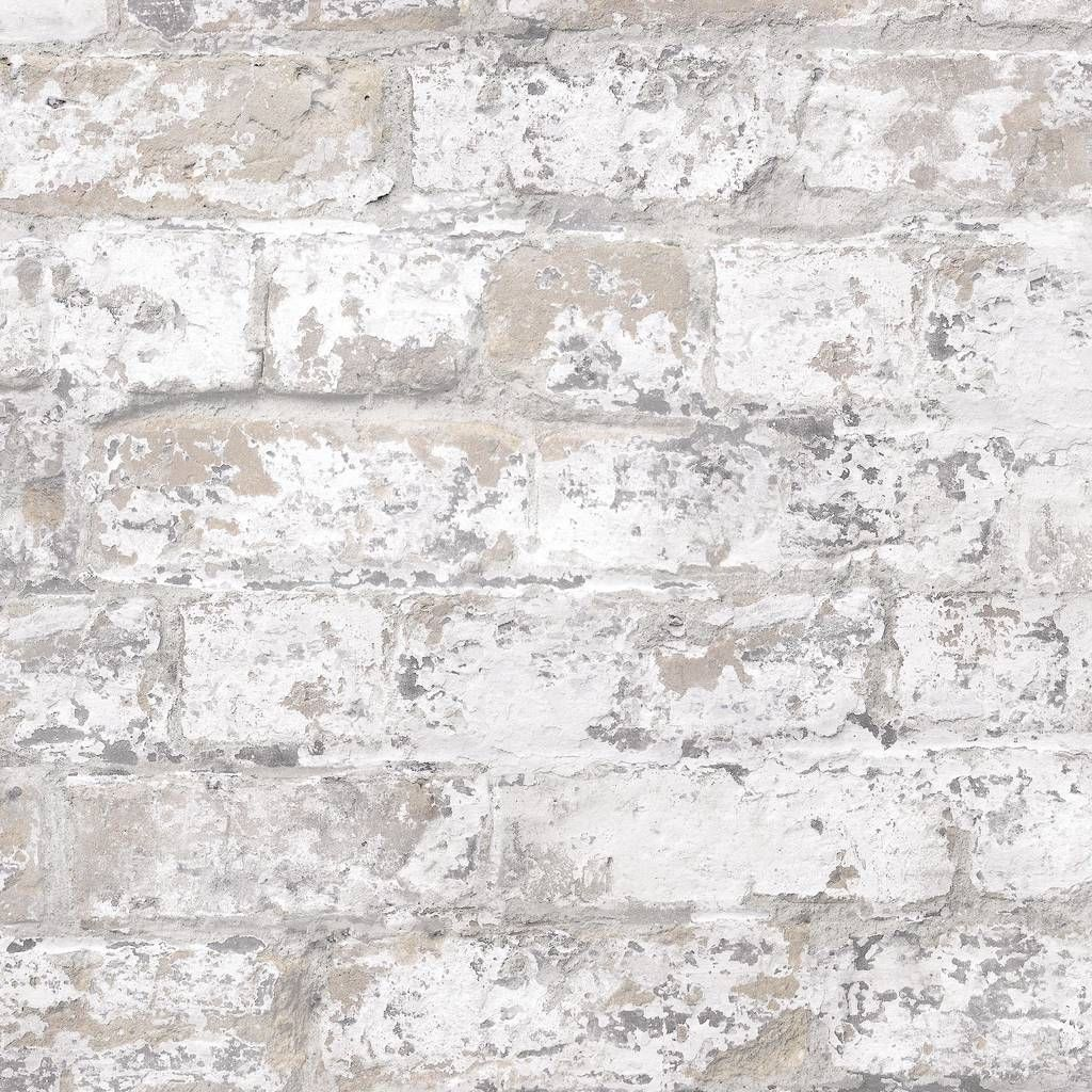 Urban Brick Wallpaper By Woodchip And Magnolia By Woodchip Magnolia Brick Effect Wallpaper Brick Wallpaper Brick