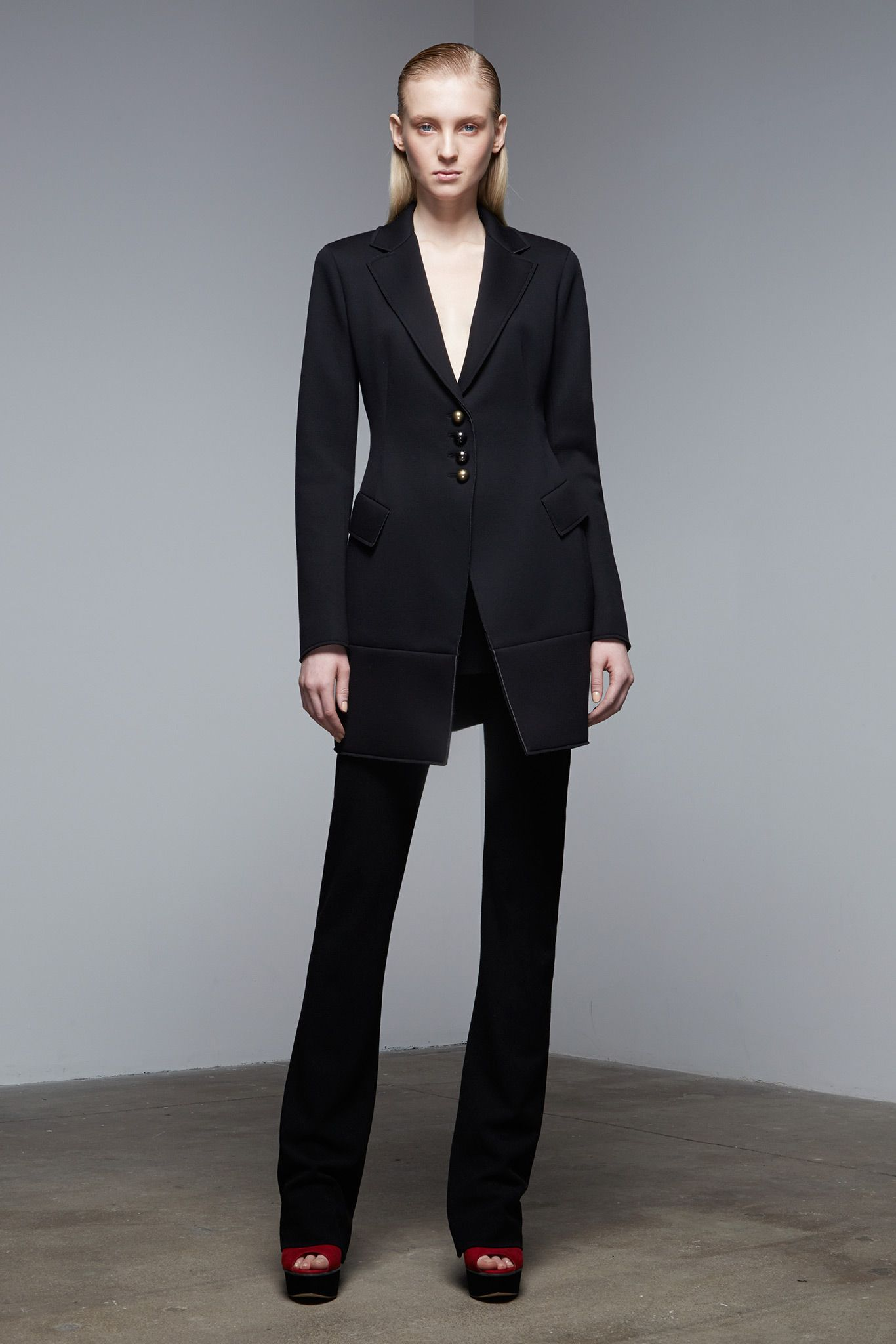 Donna Karan Pre-Fall 2015 - Style.com