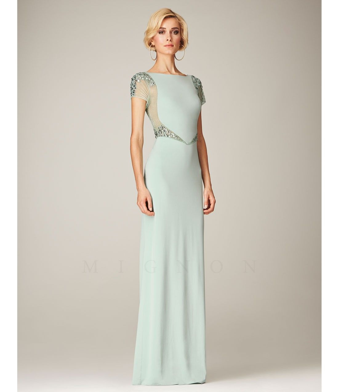 Images of Beaded Dresses Long - Reikian