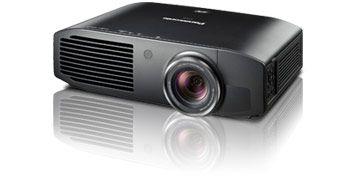 Projetor PANASONIC - PT-AE4000 -  2000 AnsiLumens - Contraste 300000:1 -  HDTV 1080i - LCD 3D - Peso 8,7 kg