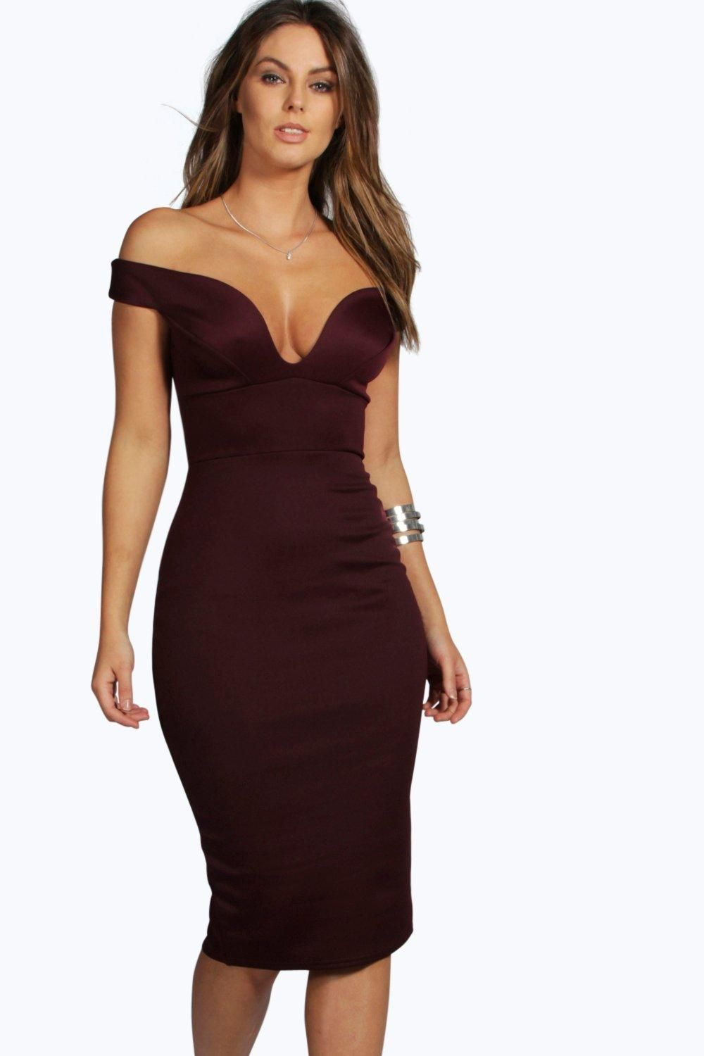 Look knock-out on nights out in figure-skimming bodycon fits 06d2a82f02f7