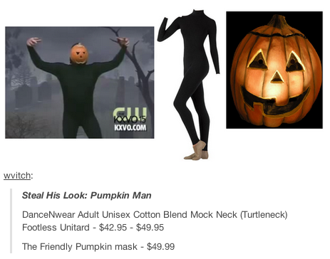 Tumblrs Steal Her Look Meme Is All The Halloween Inspiration You