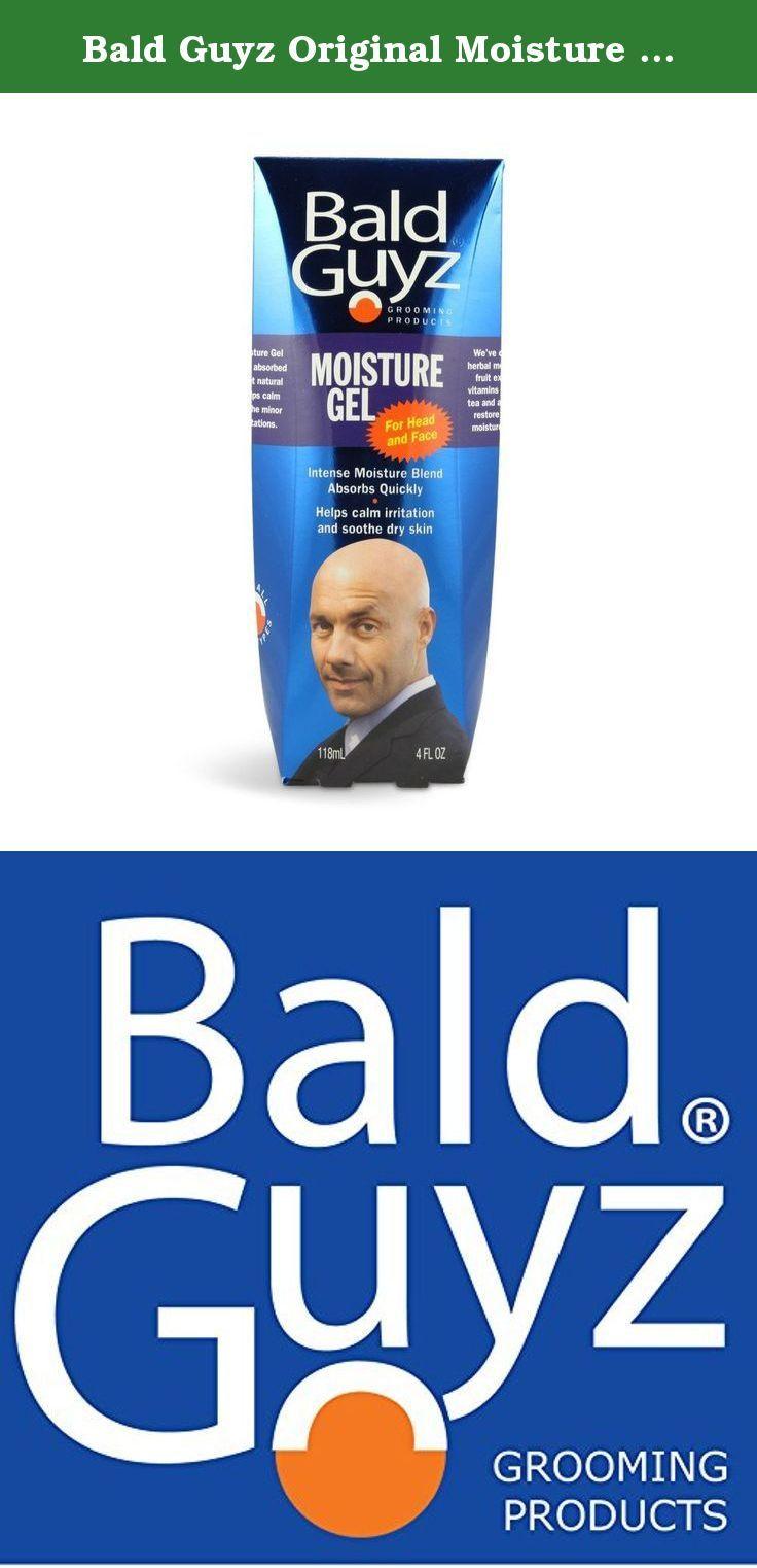 Bald guyz original moisture gel fl oz pack of moisture gel