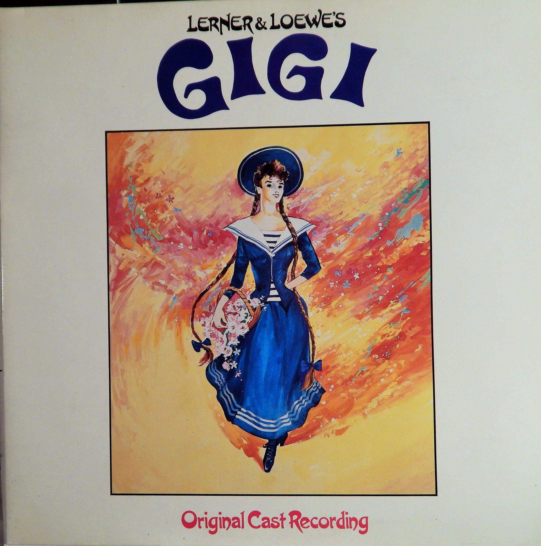 Gigi 1985 Music Frederick Loewe 12 Vinyl Lp Original London Cast Music Jean Pierre Aumont Amanda Waring Carrie Ellis Beryl Reid In 2020 Vinyl Wild Is The Wind Jean Pierre