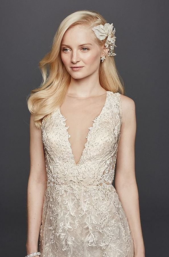 the perfect a line wedding gown if you re searching for your