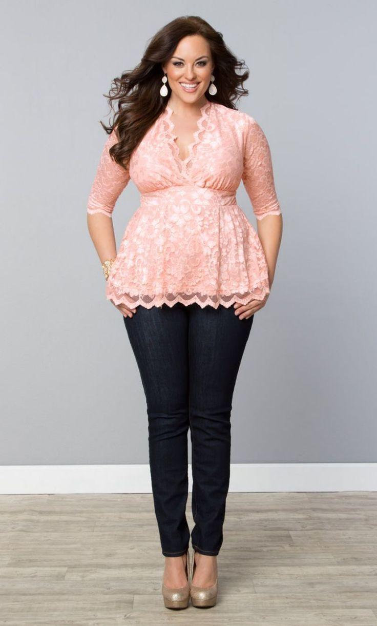 The Online World Of Plus Size   Gordita, Vestidos largos para boda y ...