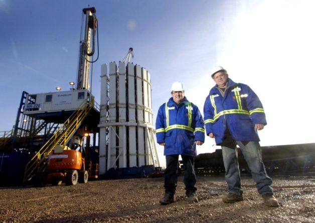 More than 300 objections have been lodged against plans to allow a fracking firm to carry out tests at a village site.