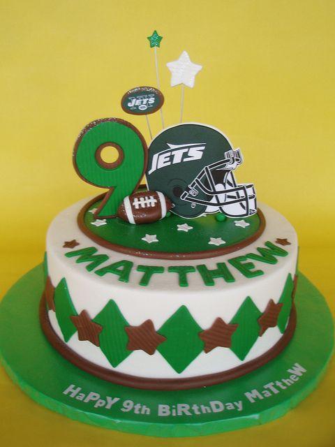 Fine Ny Jets Birthday Cake Cake Birthday Cake For Him Fancy Cakes Funny Birthday Cards Online Amentibdeldamsfinfo