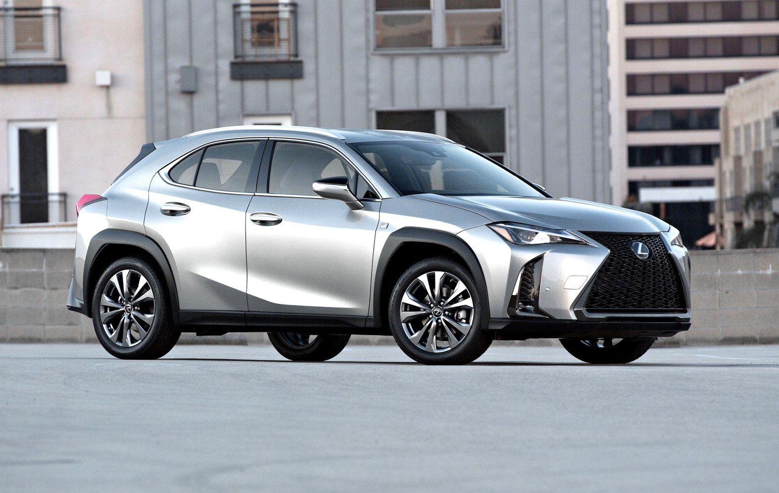 2020 Lexus Ux Hybrid Exterior And Interior