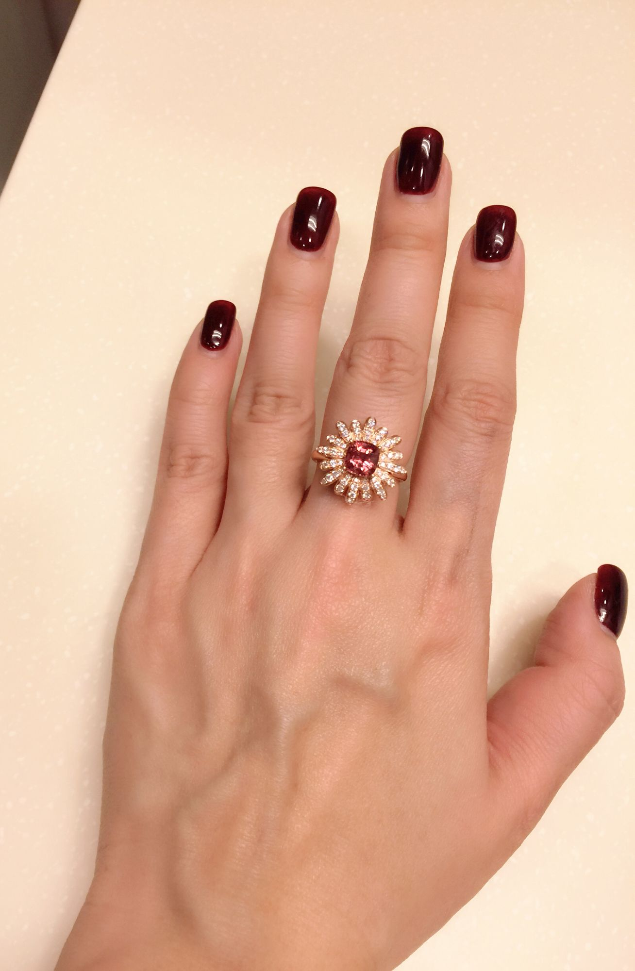 ring diamond lyla of toe desi the daisy day products deal
