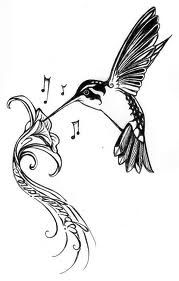 Nice humming bird tattoos tattoo ink free training video for Tattoo classes online free