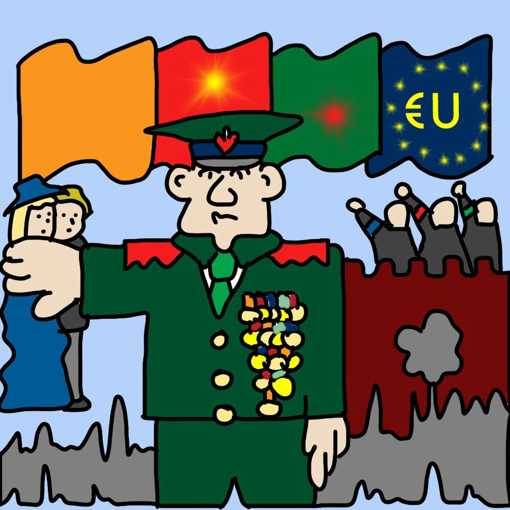 In €Uropa hebben we geen Oranje nodig