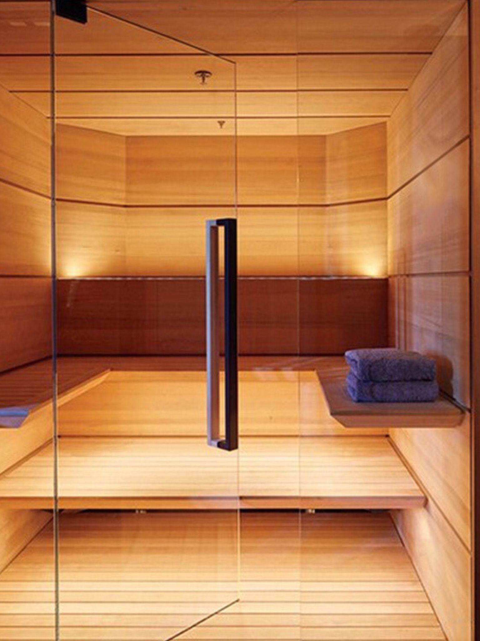 Pin by Callie S on Third Floor | Pinterest | Saunas, Sauna ideas and ...