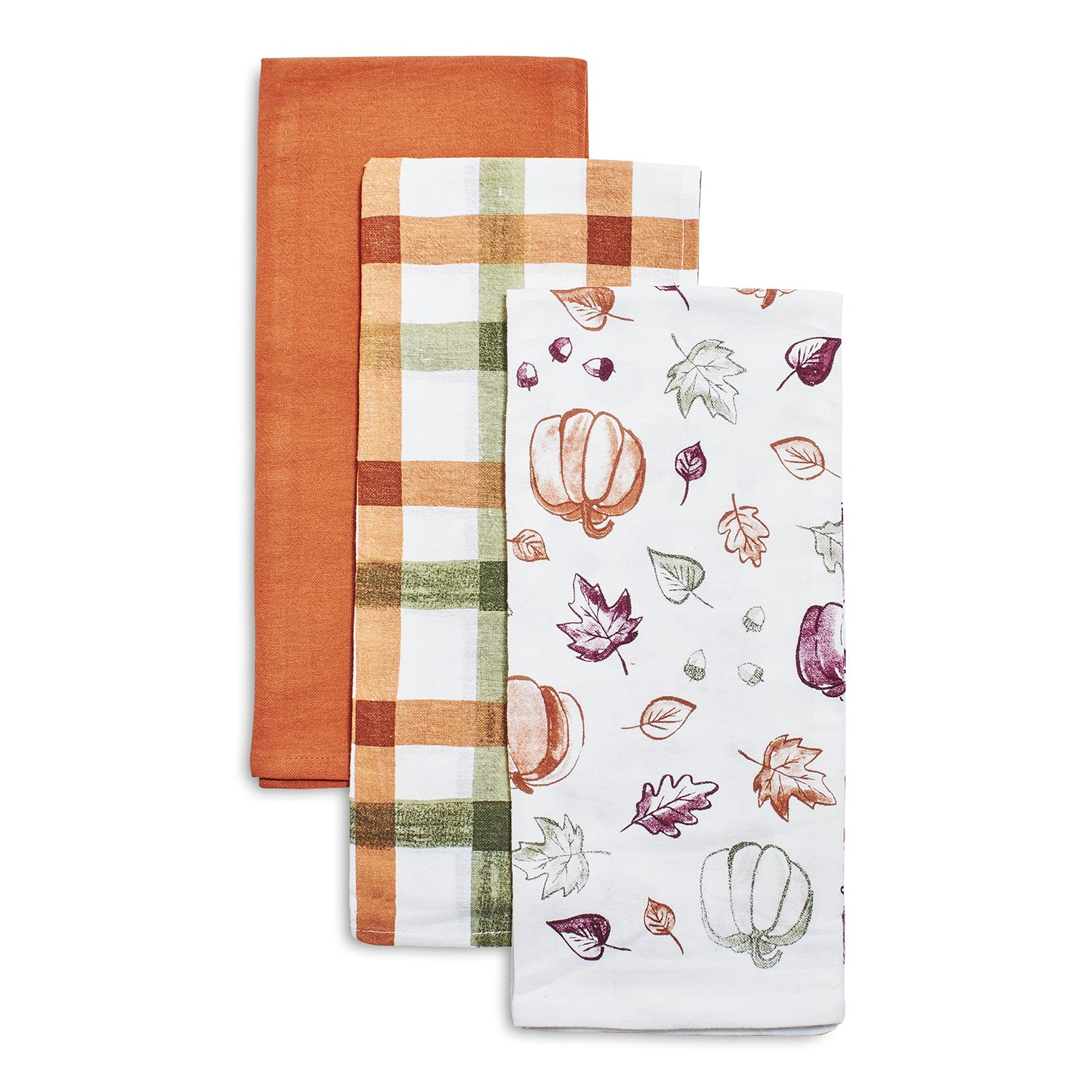Shop Fall Flour Sack Kitchen Towels Set Of 3 And More From Sur La Table Flour Sack Kitchen Towels Sur La Table Kitchen Towels