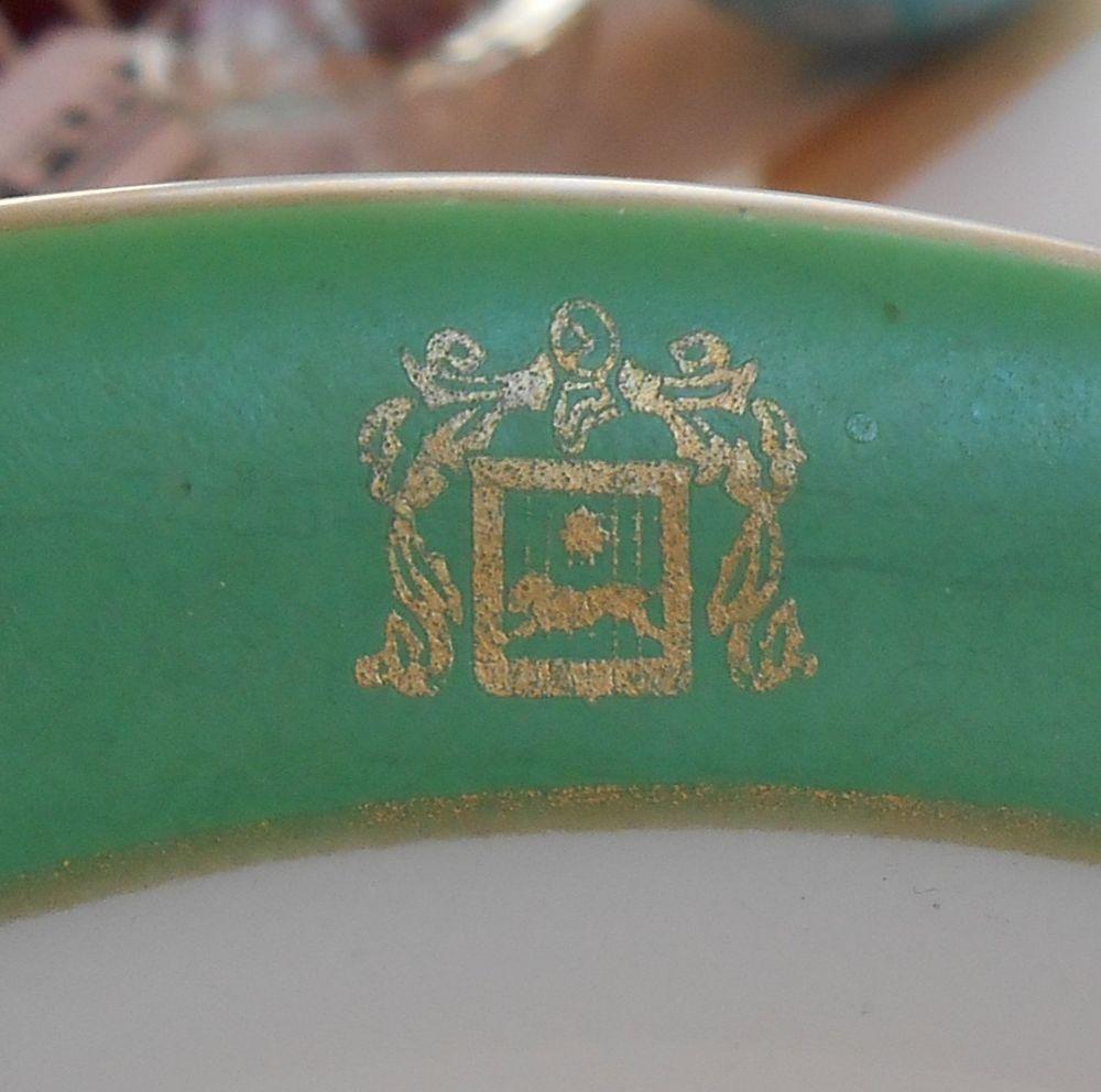 Vintage CORNING Customized Dinnerware Green Bowl Unknown Pattern Rare HTF Pyrex in Pottery u0026 Glass & Vintage CORNING Customized Dinnerware Green Bowl Unknown Pattern ...