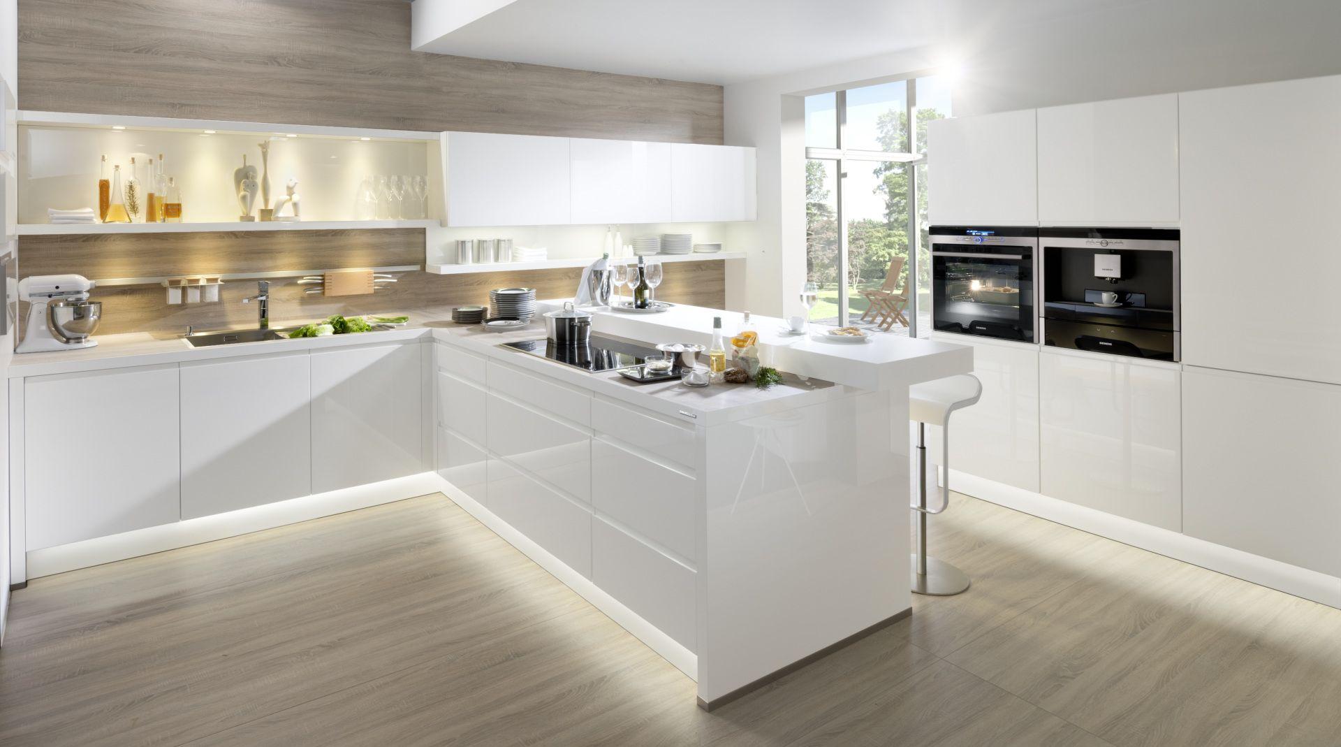 Nolte Kitchens Visit the UK's Largest Nolte Kitchen