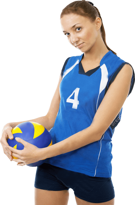 Volleyball Player Png Image Volleyball Players Volleyball Players