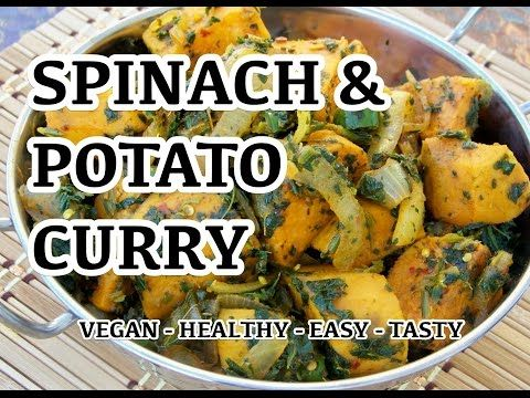 Curried potato chickpea spinach indian the vegan zombie22 curried potato chickpea spinach indian the vegan zombie22 youtube recipes pinterest curry spinach and potato curry forumfinder Gallery