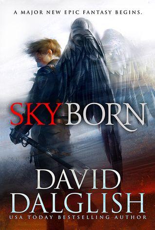 Skyborn (Seraphim, #1)