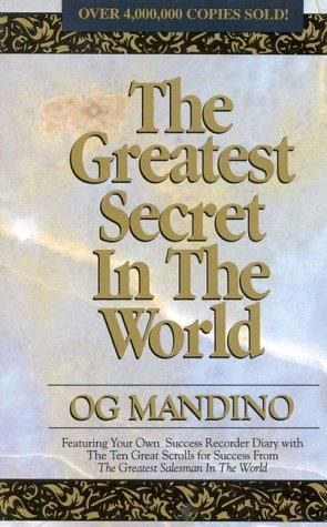 The Greatest Secret In The World From The Author Of One Of