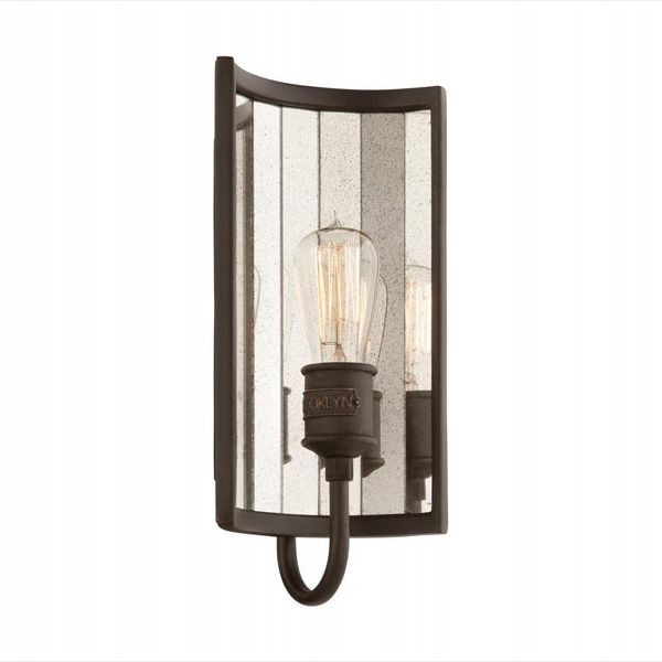 Mirrored Sconces The Chesapeake Bay Wall Sconce Entry