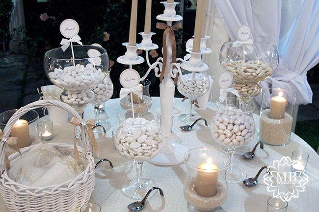 Beige Photogallery Idee Per Matrimoni Tavolo Bomboniere Matrimonio Decorazioni Nuziali