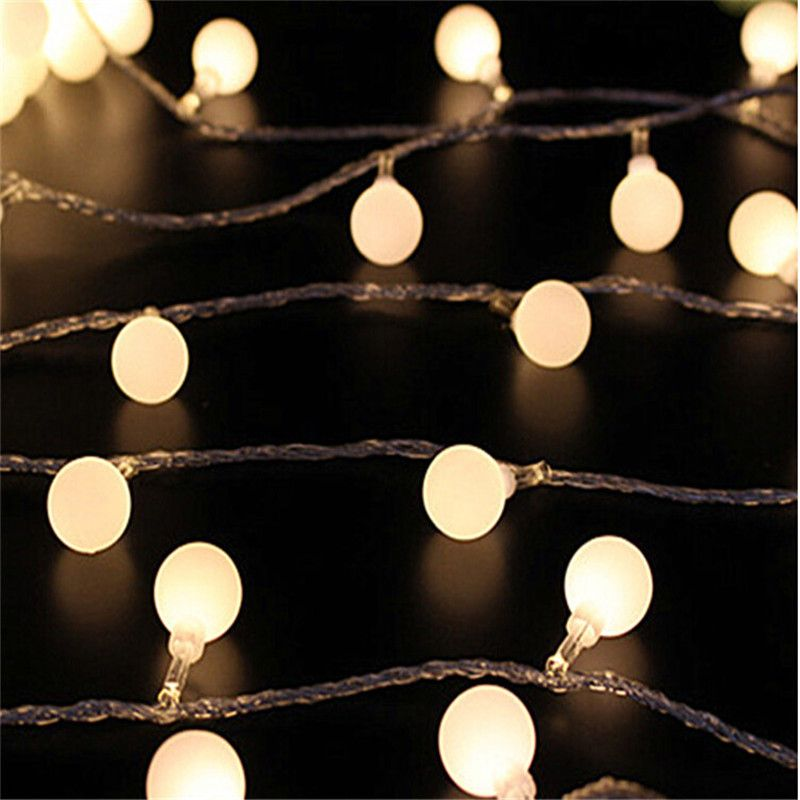 Cheap String Lights Pleasing Novelty Lighting 25M 24 Led White String Lamps Wire Christmas Design Decoration
