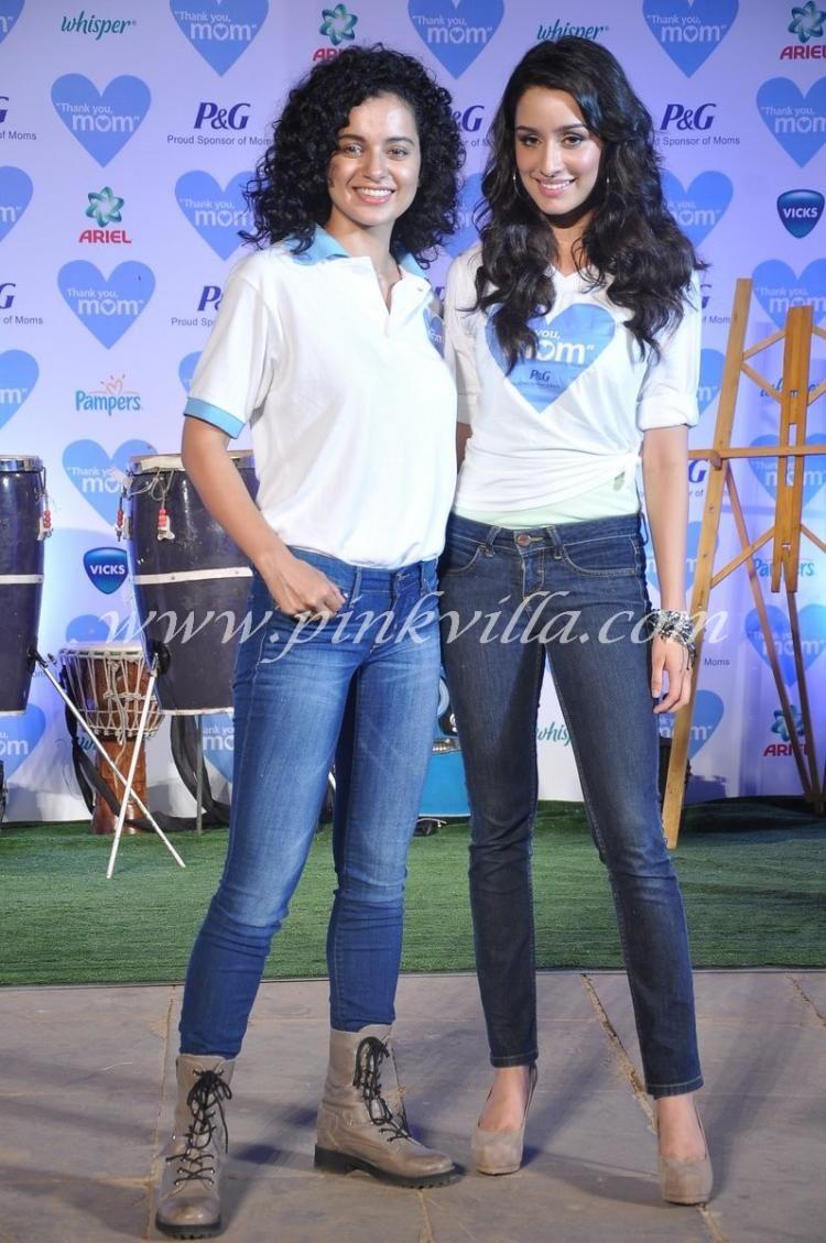Shraddha Kapoor Salutes Her Mom