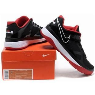 competitive price d9a03 d787b Nike Zoom Lebron 8 Low Shoes Black/Red/White | Nike Lebron 8(VIII ...