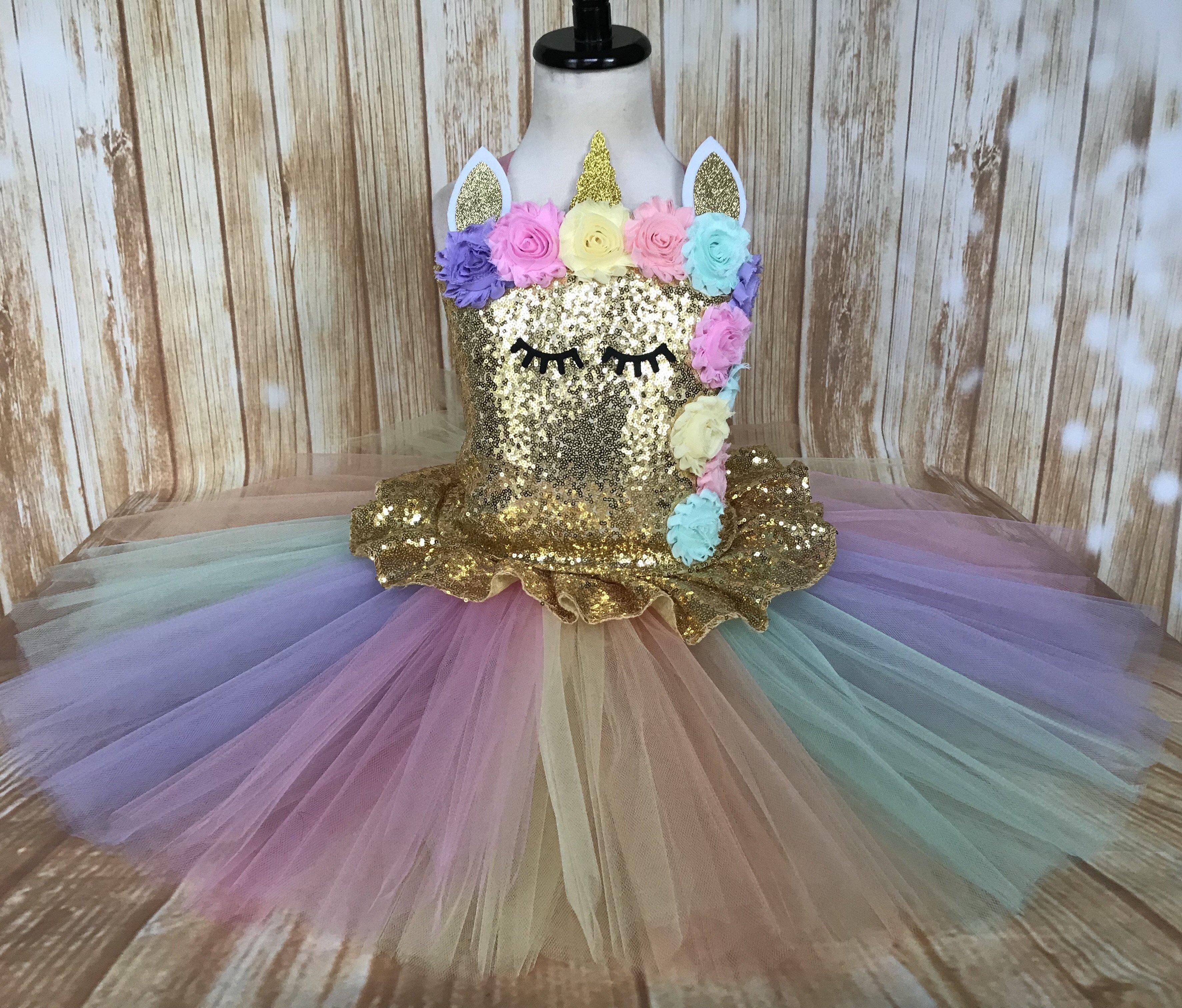 unicorn tutu unicorn birthday unicorn costume unicorn