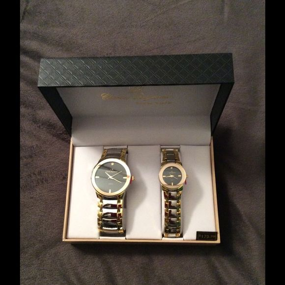 New Charles Raymond his and hers watches | Watch brands, Accessories watches,  Things to sell