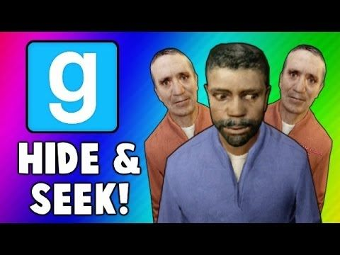 Gmod Hide and Seek Funny Moments - Swimming Glitch, Tree ...