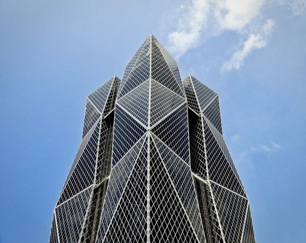 Architizer Blog » All That Glitters Is… Black And Faceted