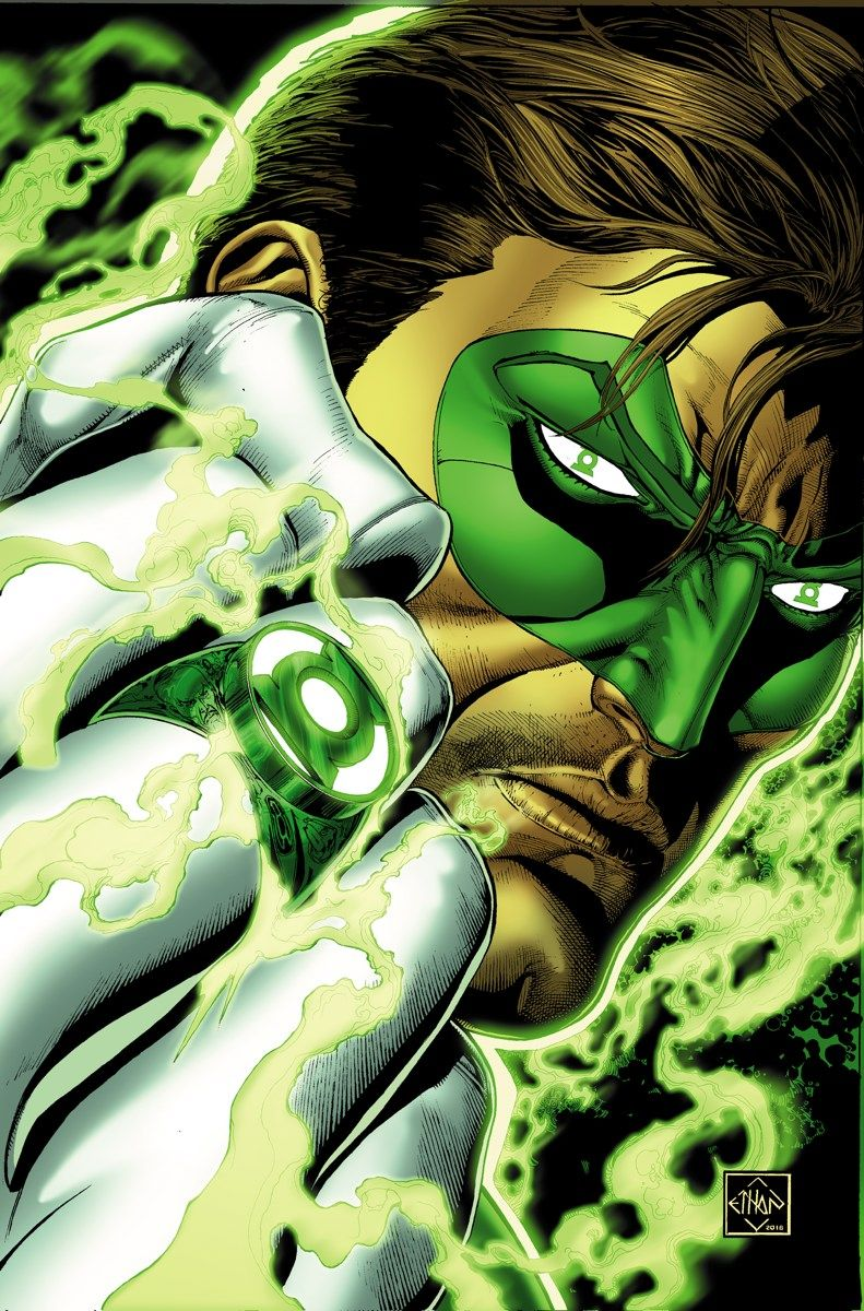 Hal Jordan and the Green Lantern Corps # 1 - Variant Cover Art by Cary Nord