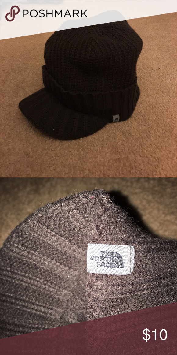 04adcde894f North face brim hat Never worn