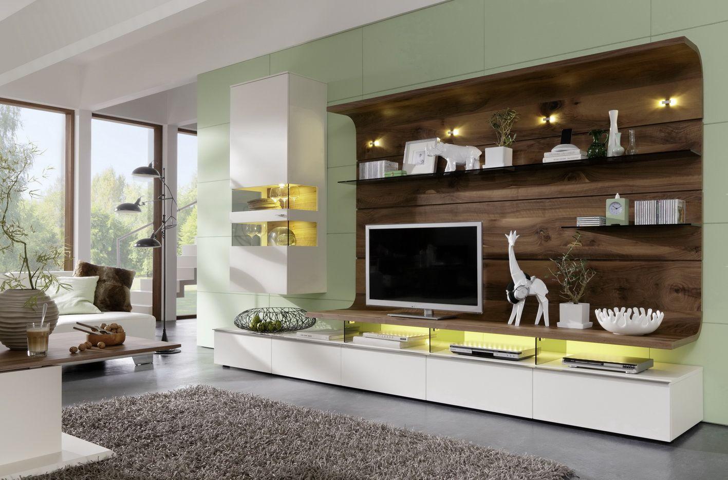 Innendesign Wohnzimmer ~ Möbel #madeingermany #furniture #gwinner #wohndesign #design