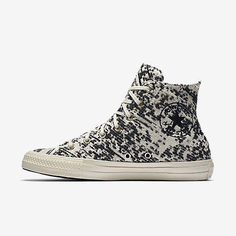 337d33b9c764c3 Converse Chuck Taylor All Star Gemma Winter Knit High Top Women s Shoe