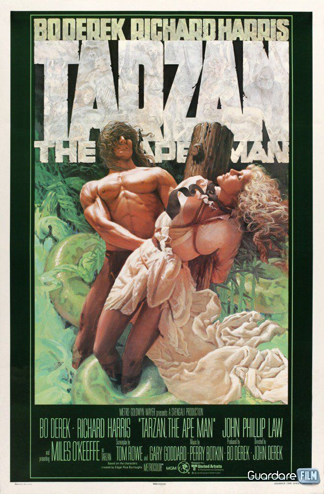 Tarzan Luomo Scimmia Full Movie Hd Download Free