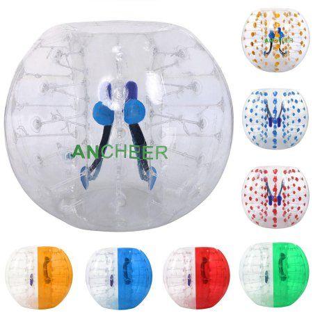 Tpu Transparent Inflatable Bumper Ball Human Knocker Ball Bubble