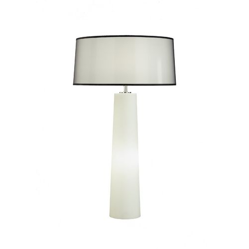 Nice Robert Abbey Lighting Contemporary Table Lamp With Night Light Base And  Shade
