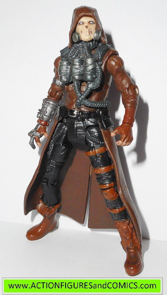 Batman Arkham Asylum Scarecrow figure DC Direct 2013