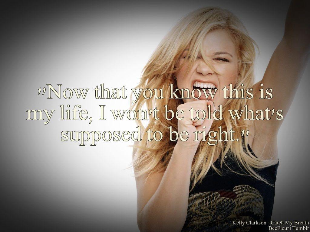 Kelly Clarkson - &quot...