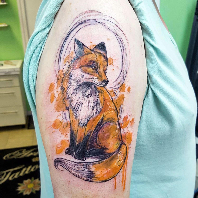 10 Tattoo Artists That Create Stunning Animal Portraits Tattoo