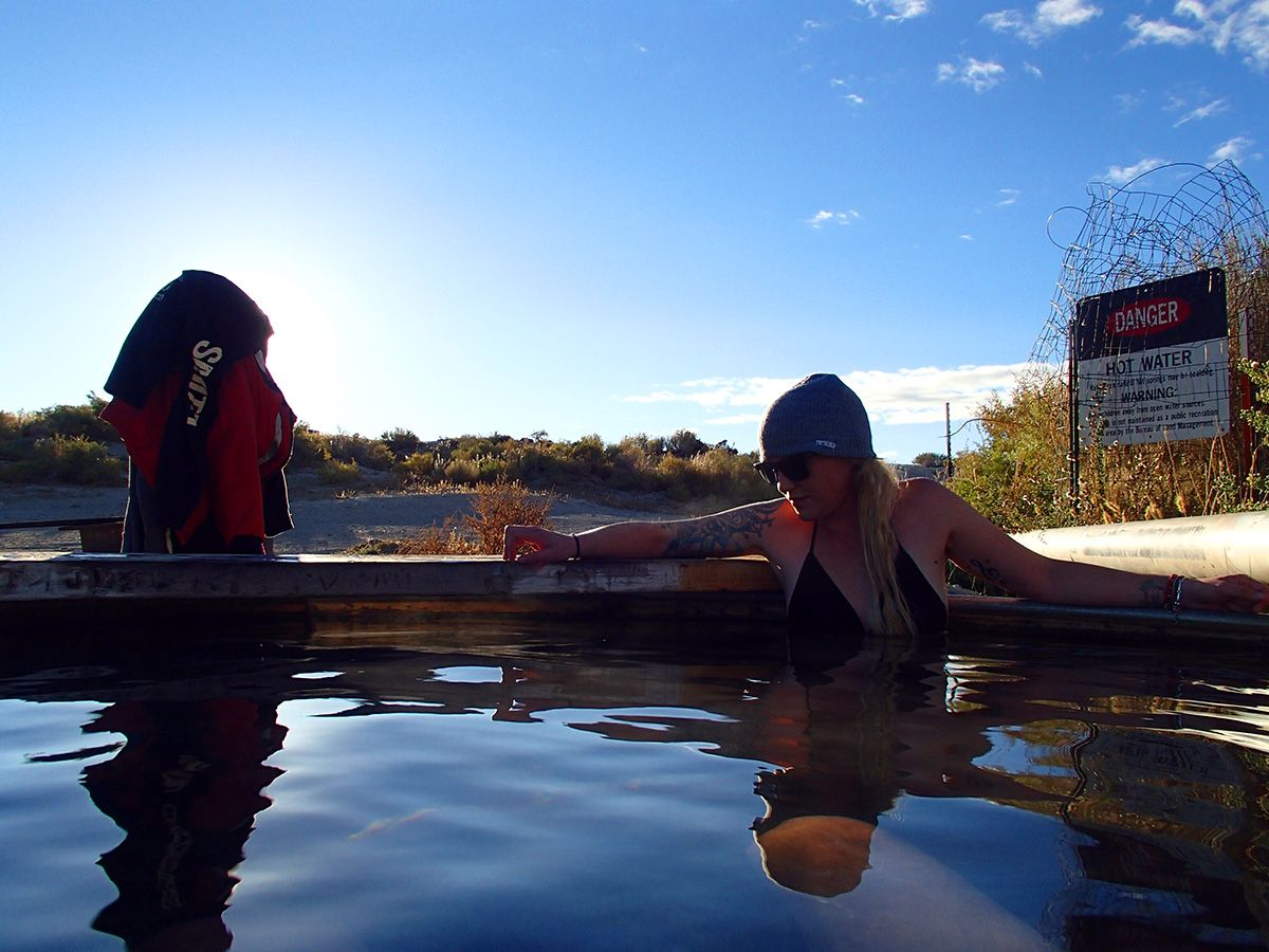 Hot Springs Near Reno and Lake Tahoe - Outdoor Project