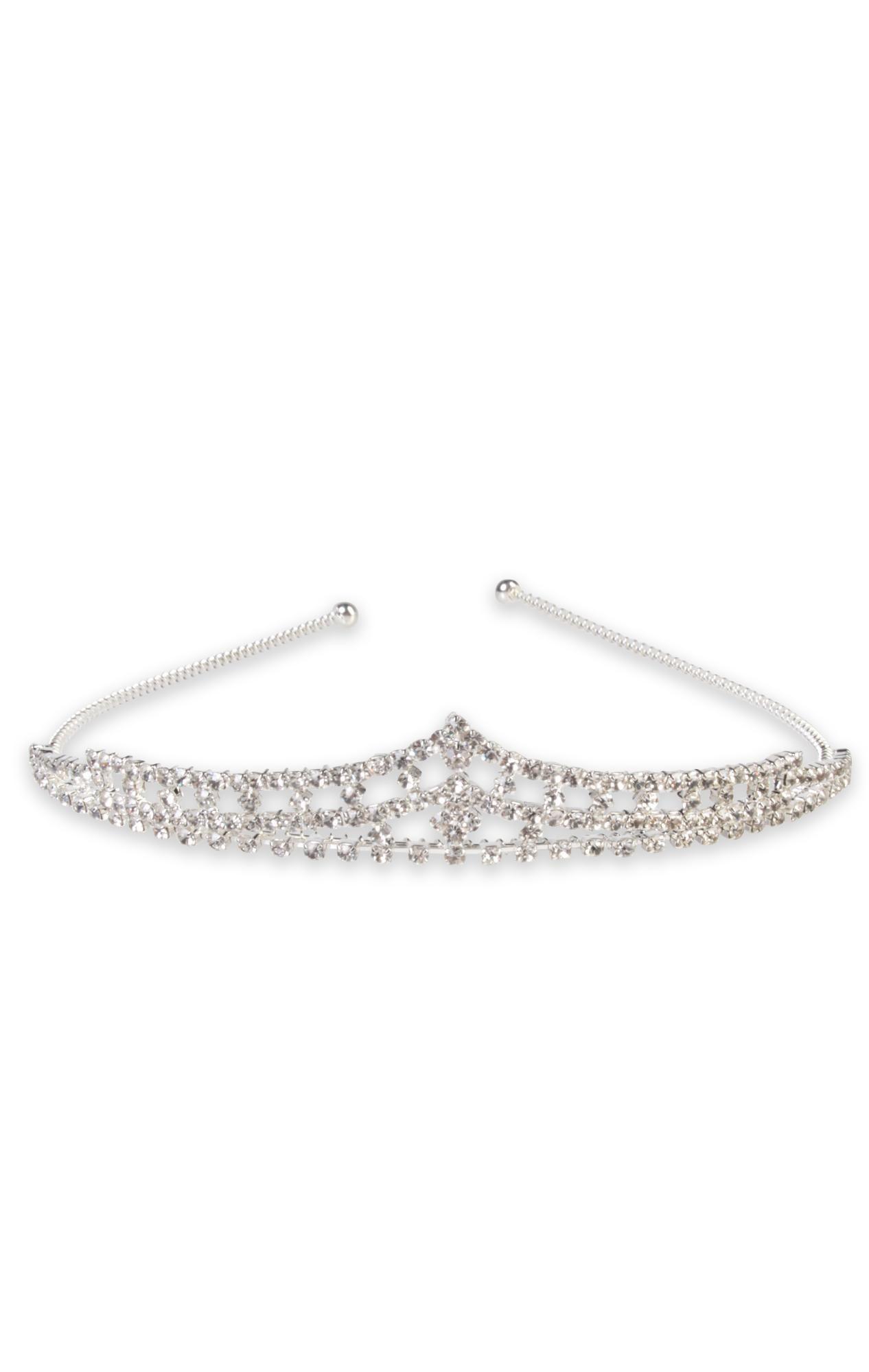 #princess pointed rhinestone #tiara  $7.87