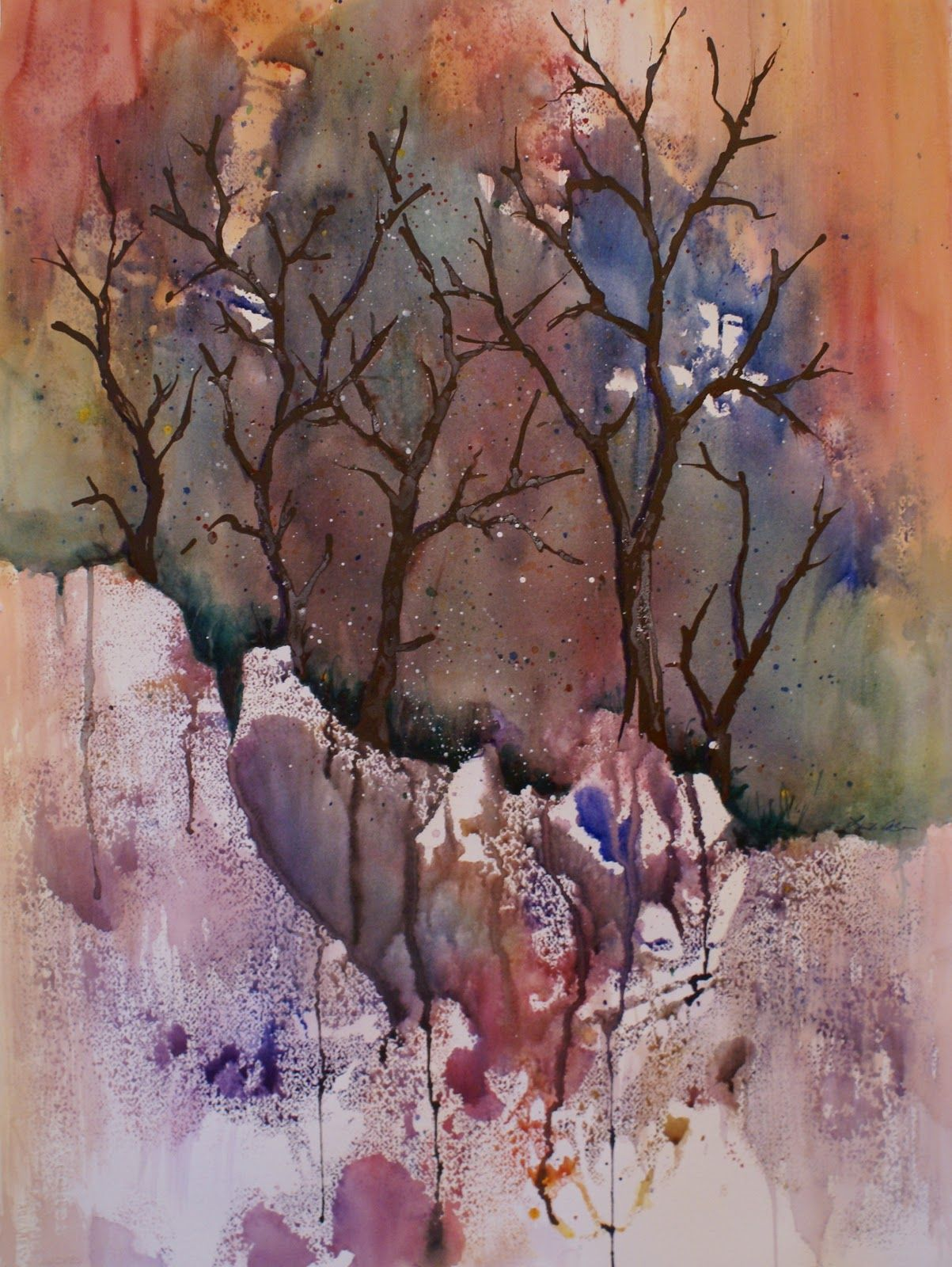 Watercolor Artist Famous 10 Artists Who Have Conquered Color Sky