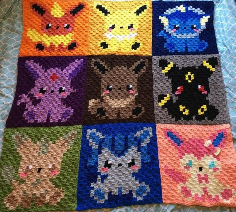 Eeeveelutions | Chain One, and Turn | 722x804