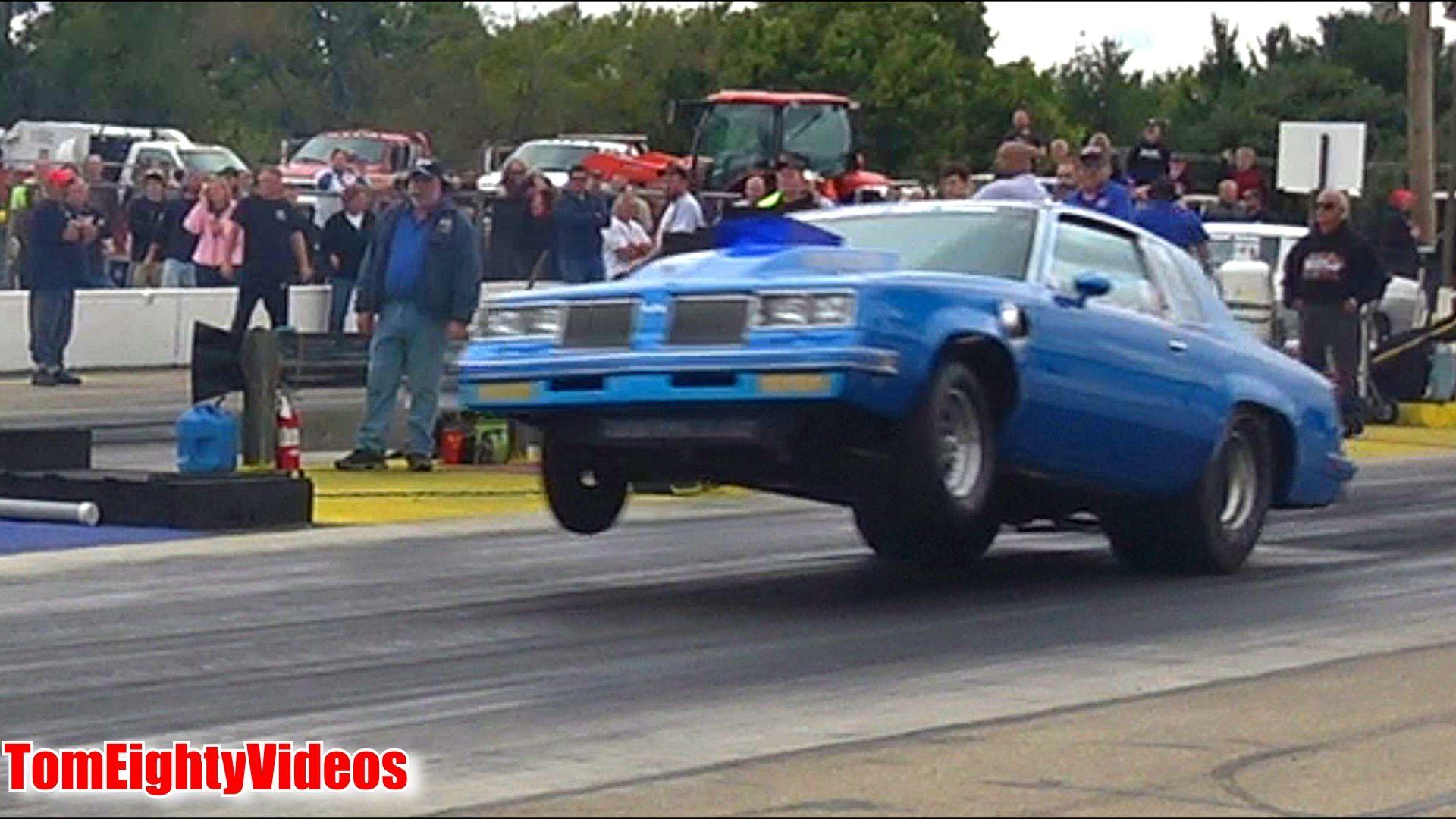 Dalin smith oldsmobile cutlass drag racing super cars